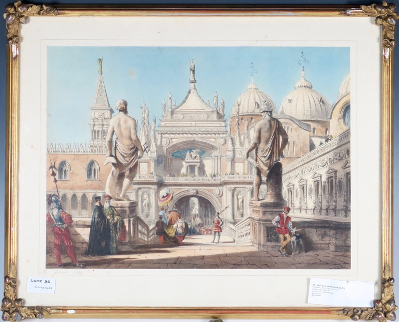 Venetian School, 19th