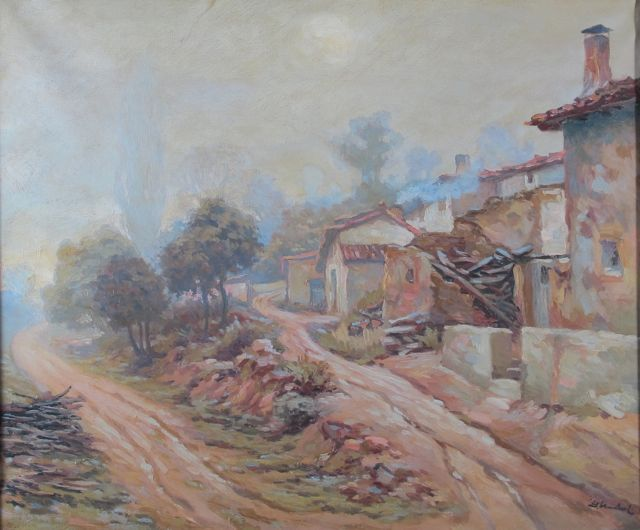 Spanish School, Early 20th Century