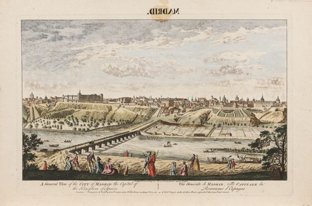 Escuela inglesa, 1752