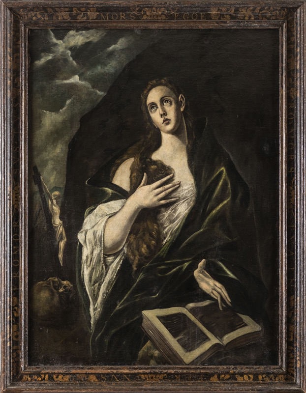 "Circle of Doménikos Theotokópoulos ""El Greco"", Late 16th Century - Early 17th Century