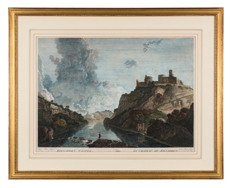 Willian Elliot (1727 - 1766) según Richard Wilson