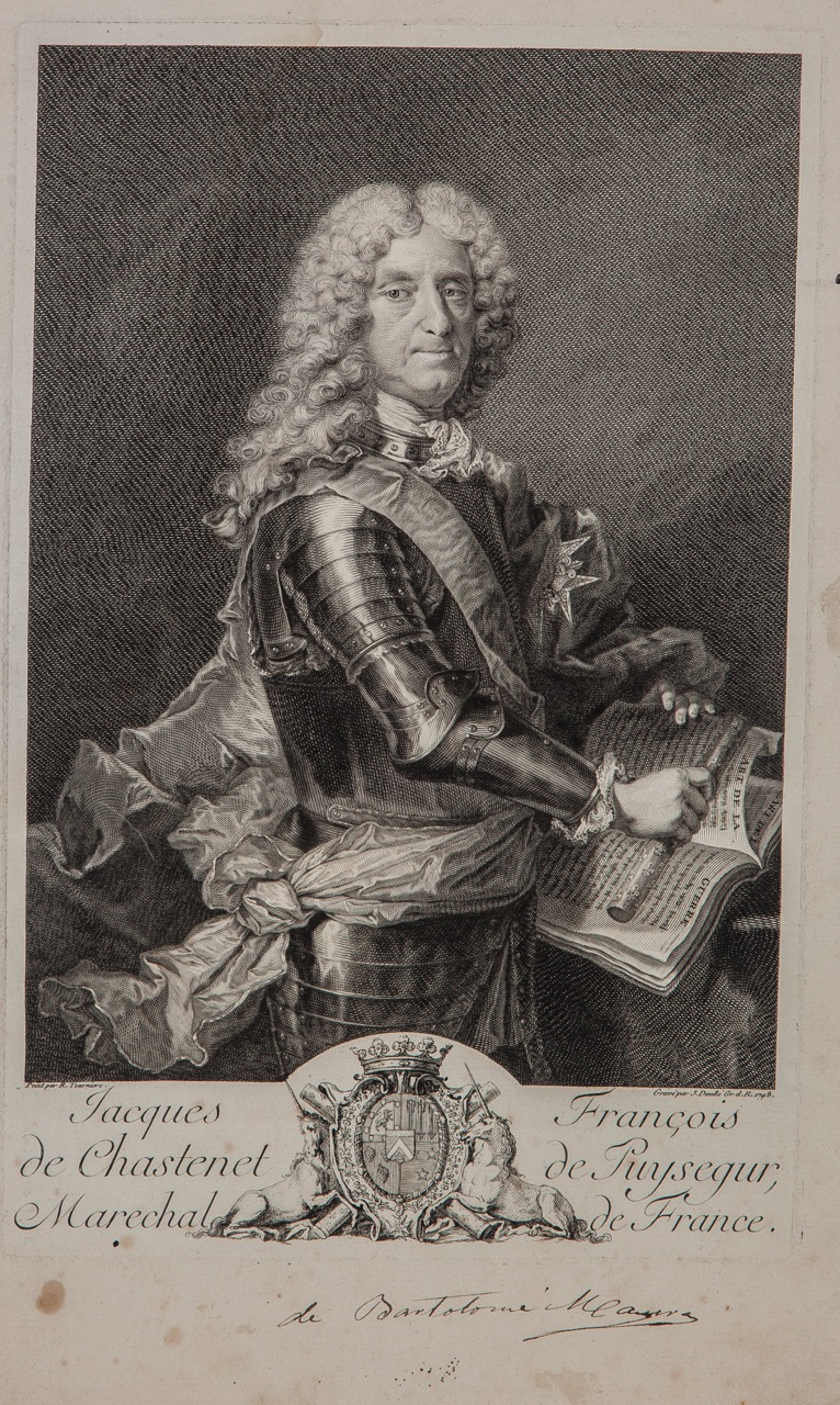 J. Daulle after R. Tourniere