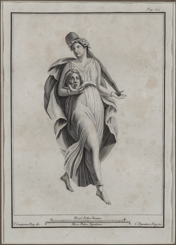 P. L. Mangini after N. Vanni, Italian School 18th Century