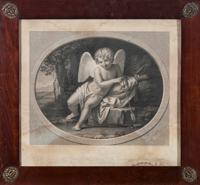 Johannes Folo after Stephanus Tofanelli, c.1800