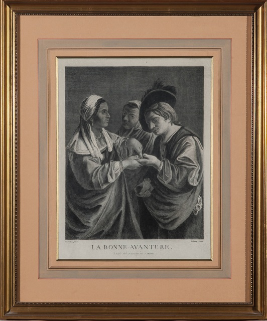 Pelletier after Valentin 