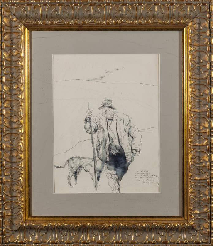 Manuel Alcorlo (Madrid, 1935)