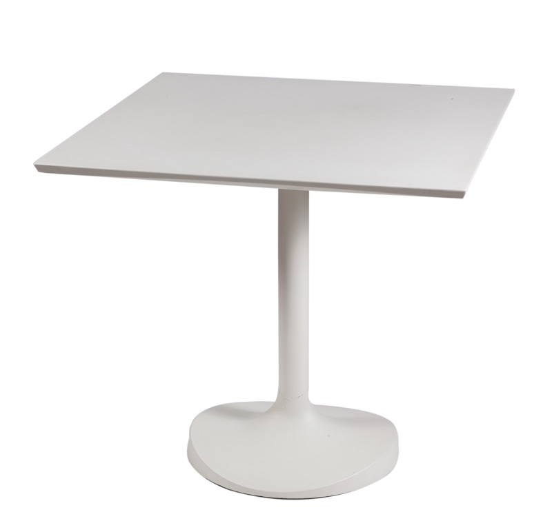A white centre table, Design of the 20th Century