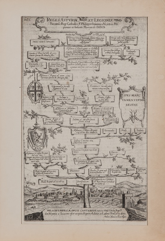 Ambrosius Moral, 17th Century