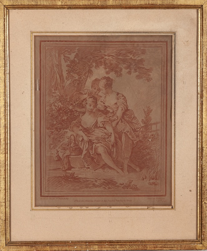 Denarieau after Boucher