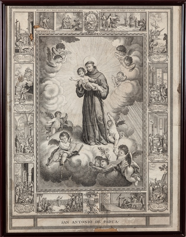 Spanish School, 18th Century