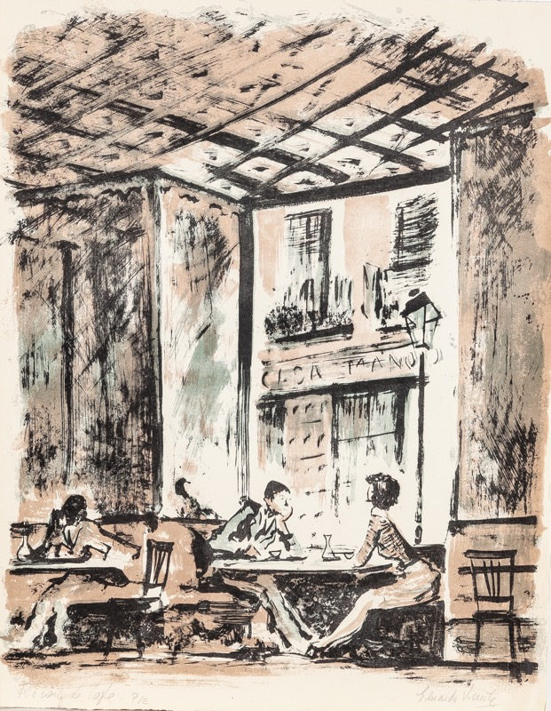 Eduardo Vicente (Madrid 1900 - 1968)
