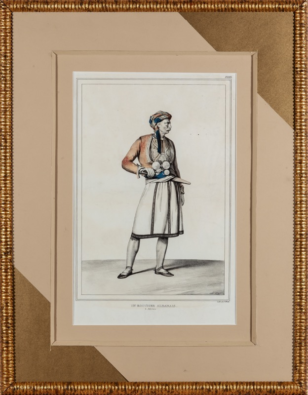 L.Dupré, French School 19th Century