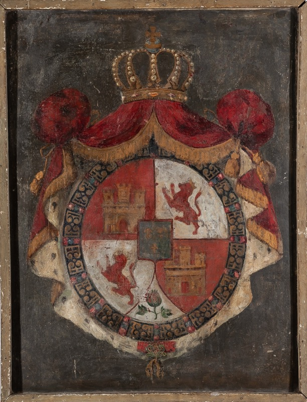 """Royal coat of arms of Spain""