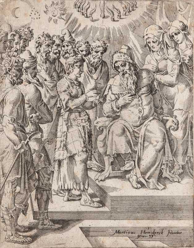 Martinus Hemskerck, 16th Century