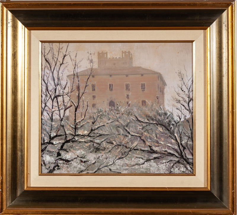 José Luis Sanz Magallón (Zarauz, 1926)