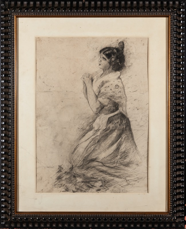 Cecilio Pla (Valencia, 1860 - Madrid, 1934)