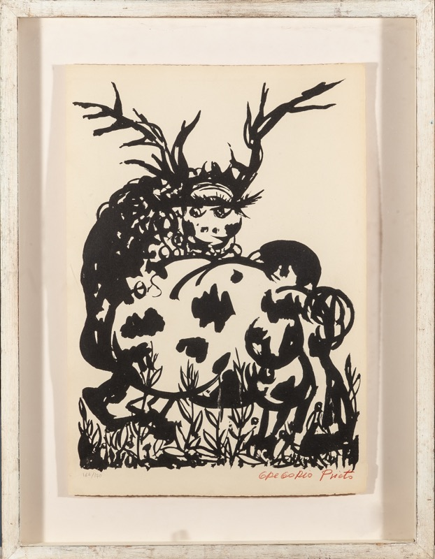 Gregorio Prieto (Valdepeñas, Ciudad Real, 1897 - 1992)