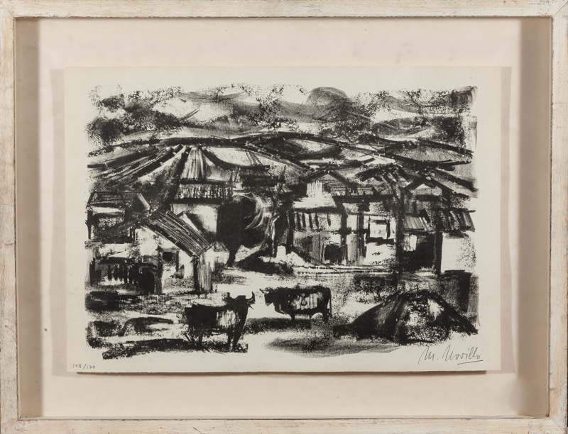 Cirilo Martínez Novillo (Madrid, 1921- 2008)