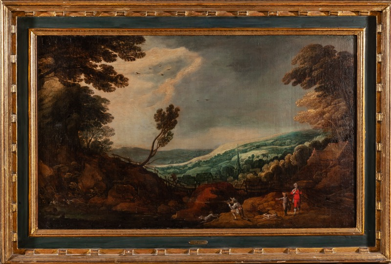 Follower of Brueghel, 17th Century