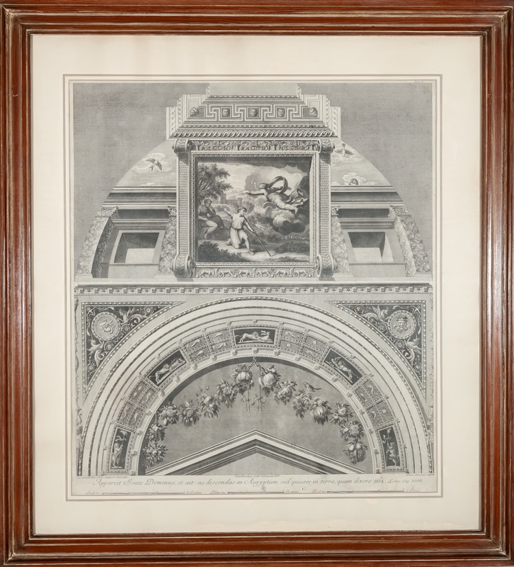 Johann Ottaviani (1735 - 1808) after Gaetano Savorelli and Pietro Camporesi