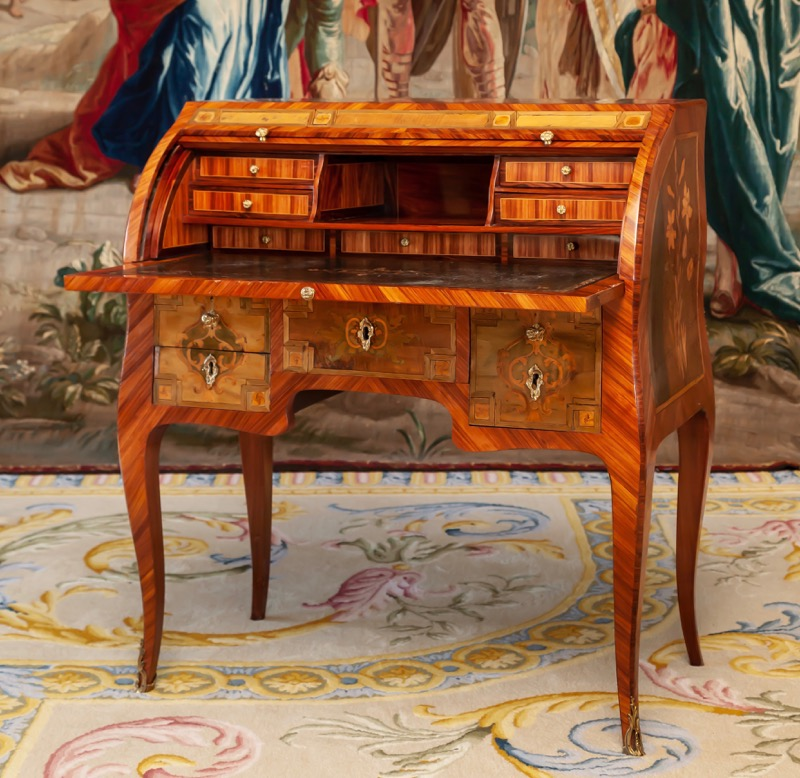 Jacques Bircklé (ebeniste master 30 July 1764)