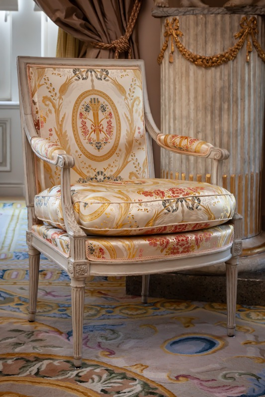 Georges Jacob (1739 - 1814) Master on 4th September 1765. 