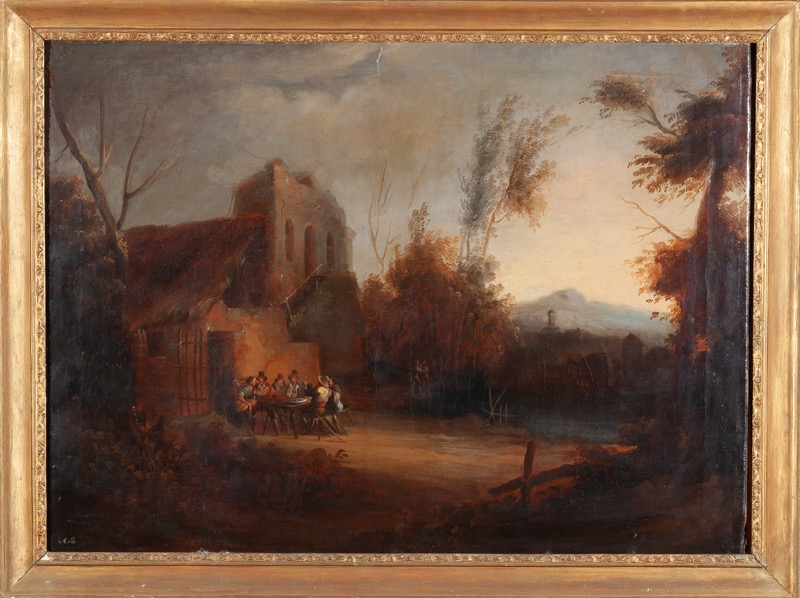 Andalusian School, 19th Century