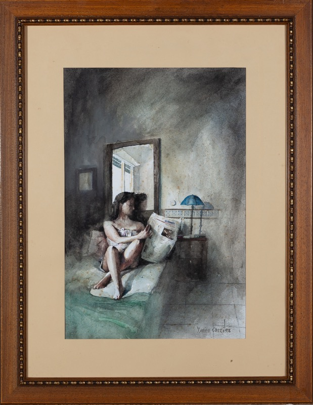 Xavier Carriles
