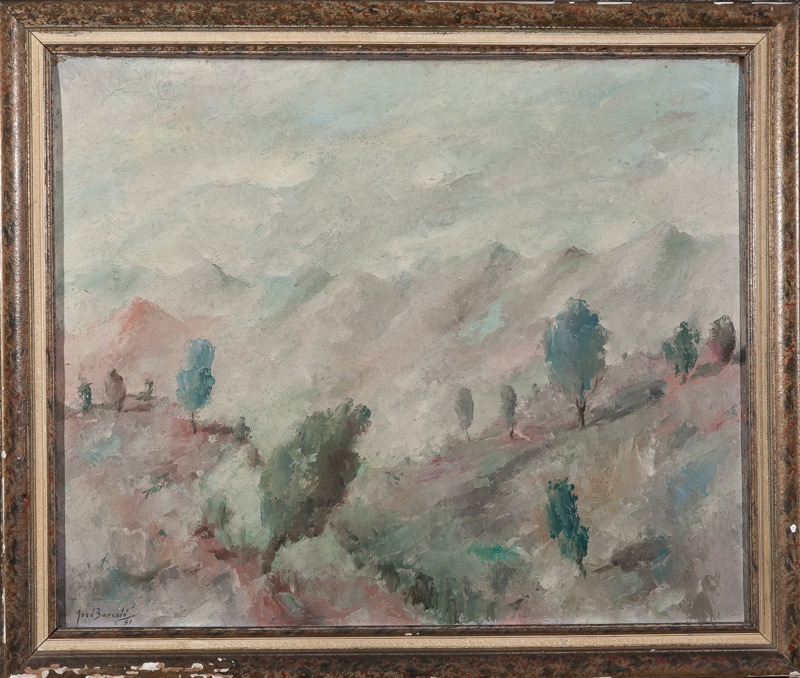 José Barceló Albadalejo (Cartagena, 1923 - Bilbao, 2001)