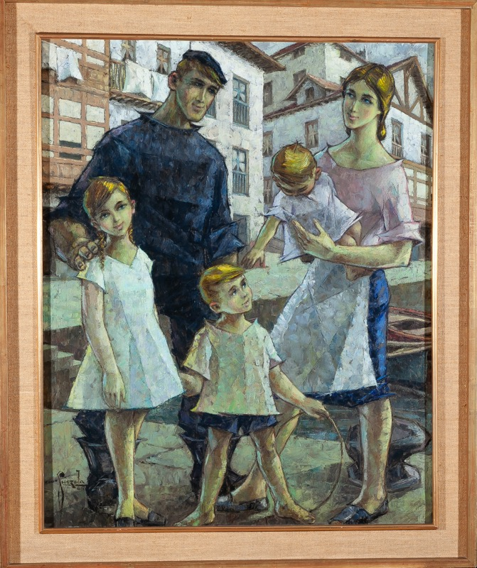 Anselmo de Guezala y Guinea (Bilbao, 1920 - 1968)