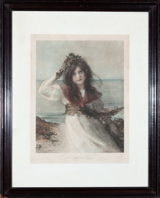 Blanche Jenkins (act. 1872 - 1915)