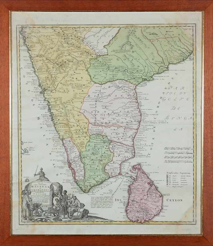 Johann Baptist Homann (1664 - 1724)