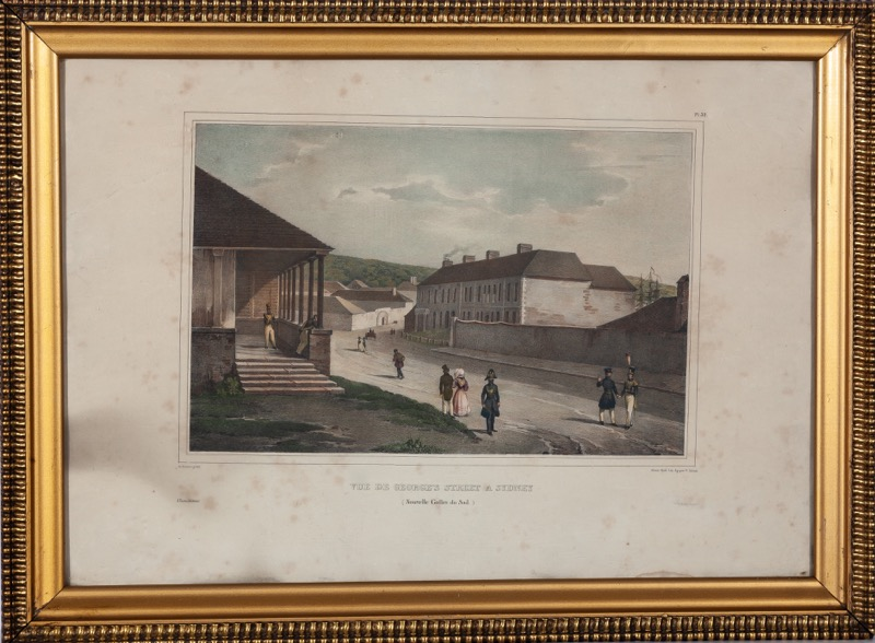 Alexis Noël (Clichy la Garenne, 1792 - ?, 1871) and V.Adam after Louis Auguste de Sainson (1801 - Paris, 1887)