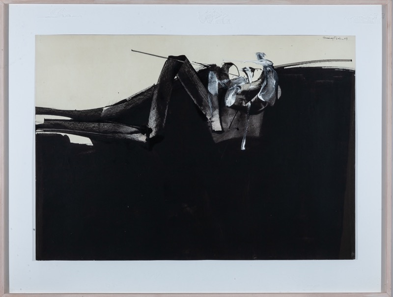 Joan Hernández Pijuán (Barcelona, 1931 - 2005) 