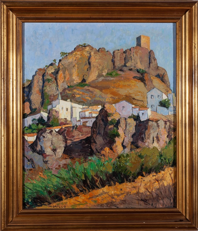 Spanish Scholl, 20th Century