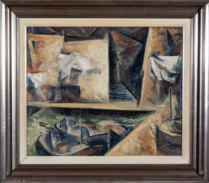 Camilo Porta (Zaragoza, 1932)