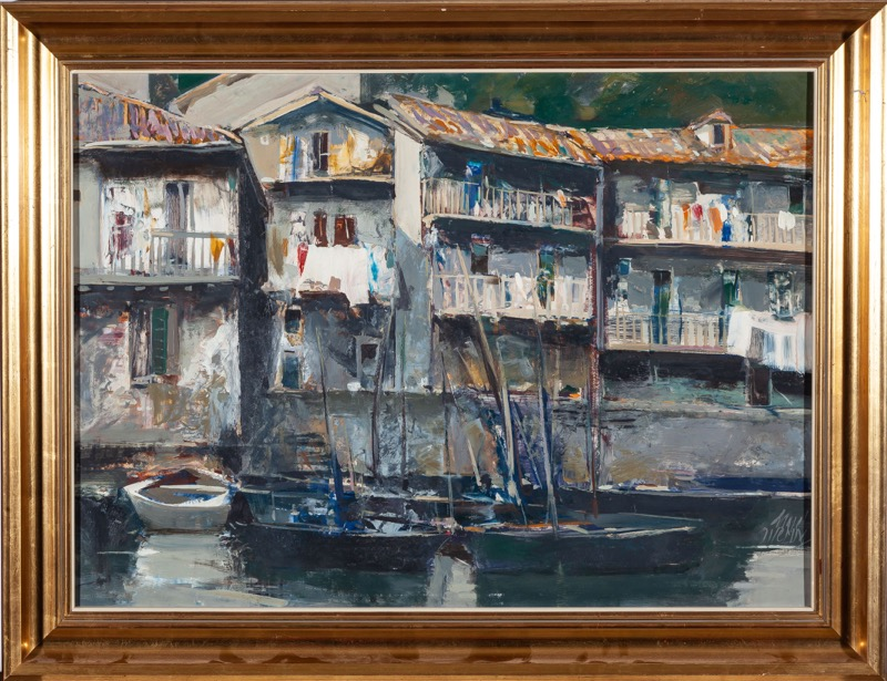 Daniel Merino (Madrid, 1941 - Guadalajara, 2011)