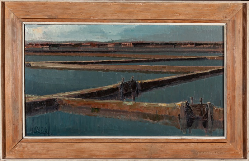 José Pérez Gil (Albacete, 1918 - Alicante, 1998)