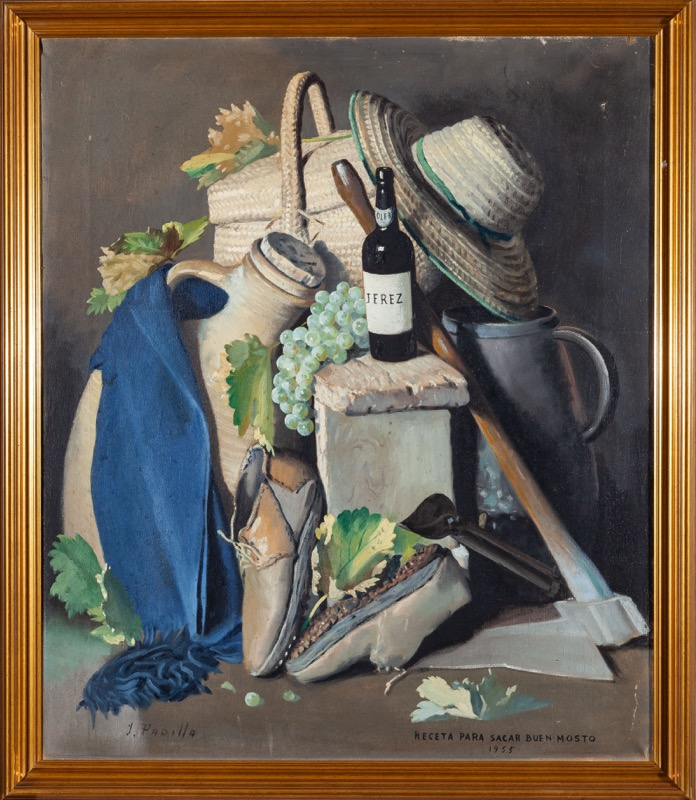 Juan Padilla (1906 - 1980)