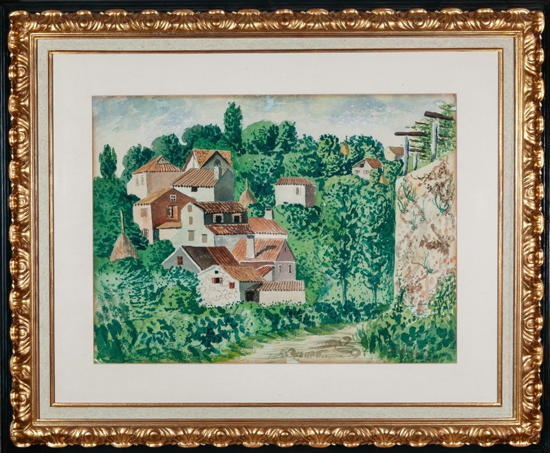 Spanish School 20th Century