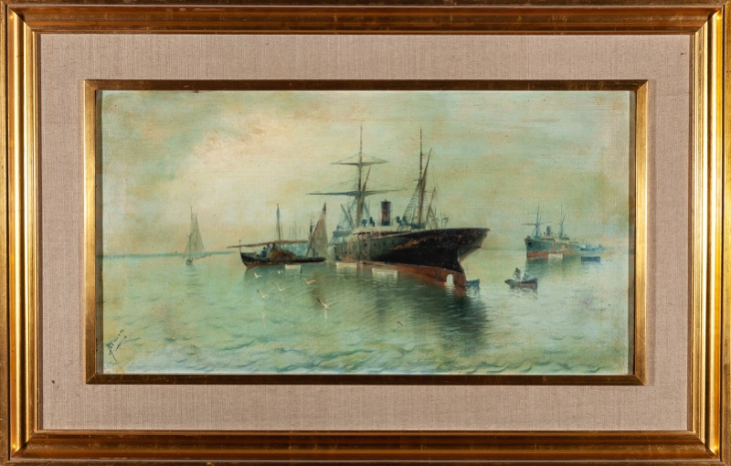 Francisco Blasco, Malaga 19th Century