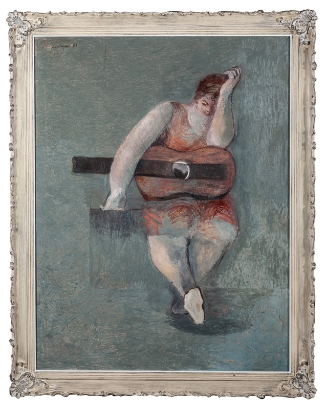 Maximov, Russian School, 20th Century
