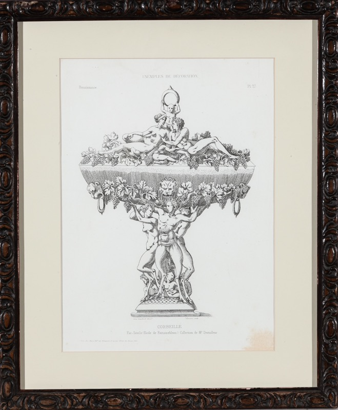 Carresse, French School, 19th Century