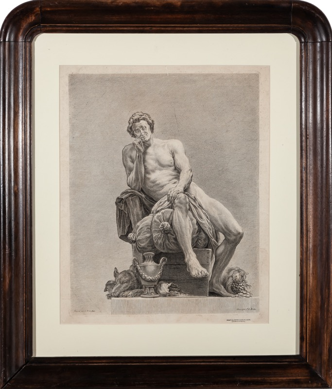 P.E. Maitte after Cochin