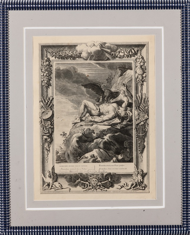 B. Picart, French School, 18th Century