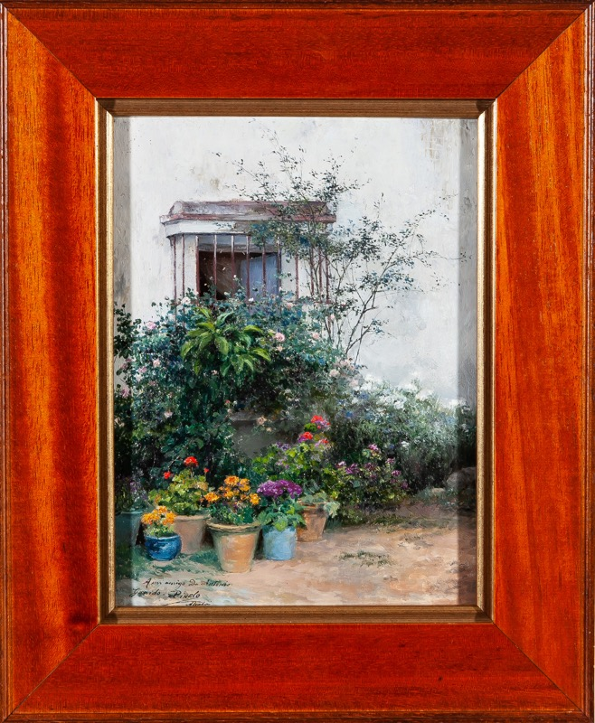 José Pinello Llull (Cadiz 1861 - Seville 1922)