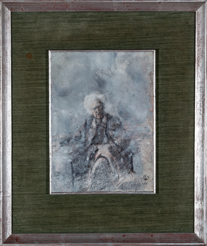 Guillermo Delgado (Madrid, 1930)
