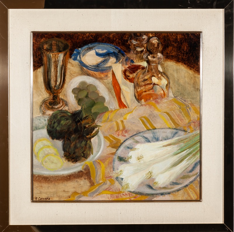 María Carrera Pascual (Madrid, 1937)