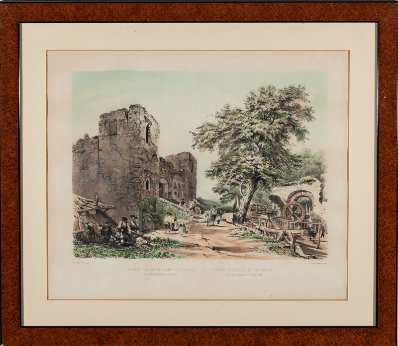 Jacottet y Bayot after Genaro Pérez Villaamil