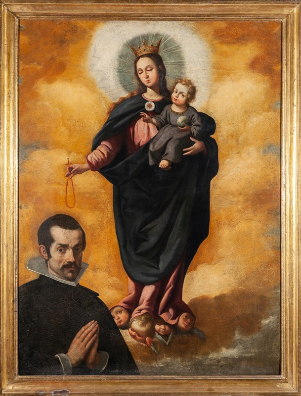 Attributed to Ignacio de Ríes (Sevilla, c.1612 - c.1670)